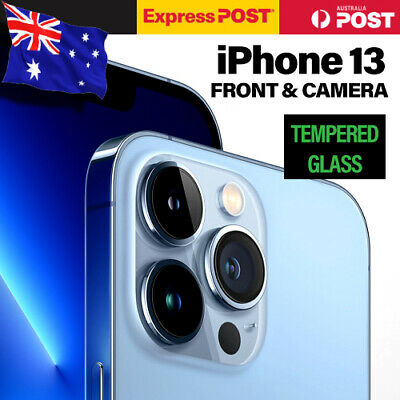 AU6.99 • Buy Camera Lens Cover Screen Protector Tempered Glass For IPhone 13 12 Pro Max Mini