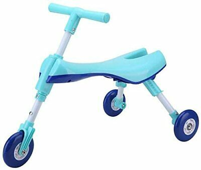 £19.99 • Buy ZUGATI Toddler Scooter Bike First Scooter 2 In 1 Scooter For Kids 3 Wheel Kick