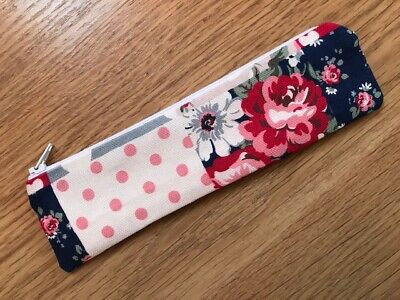 £3.85 • Buy Skinny Pencil Case (a) Made Using Cath Kidston Fabric By Dawn