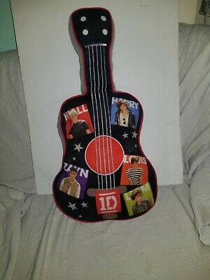 £16.88 • Buy One Direction Plush Guitar CLEAN  Harry Styles Zayn Louis Niall Horan Liam Used