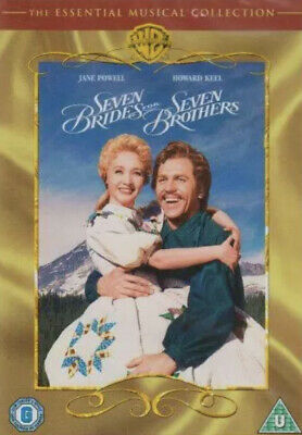 £3.25 • Buy Seven Brides For Seven Brothers DVD (Includes Features) **BRAND NEW & SEALED**