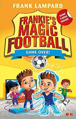 £6.47 • Buy Frankie's Magic Football: Game Over!: Book 20 By Frank Lampard (Paperback 2018)