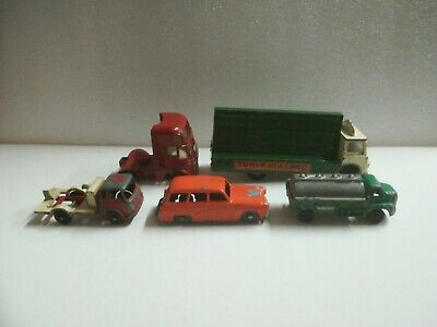 £20 • Buy Vintage Budgie Diecast Vehicle Collection - For Restoration
