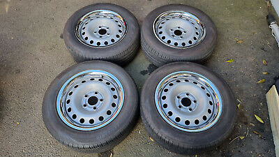 AU500 • Buy 16x7 Commodore Interceptor Wheels And Tyres To Suit VN To VZ