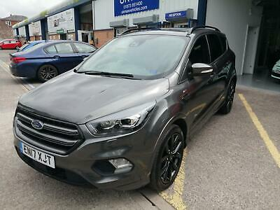 £20950 • Buy 2017 Ford Kuga 2.0 TDCi 180 ST-Line X AWD 5dr Auto HATCHBACK Diesel Automatic