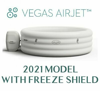 £529 • Buy Lay Z Spa Vegas Airjet 6 Person Hot Tub - New 2021 Model – FAST SHIP
