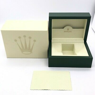 $ CDN107.62 • Buy Rolex Genuine Watch Box Case 30.00.71 Small Without Pillow Outer Box B0710021