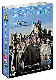 £5.49 • Buy Downtown Abbey -Series One (2010) Hugh Bonnerville /Maggie Smith (Blu Ray) VGood