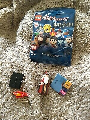 £4.50 • Buy Lego Harry Potter 71028 Series 2 Dumbledore & Fawkes New Minifigure See Details