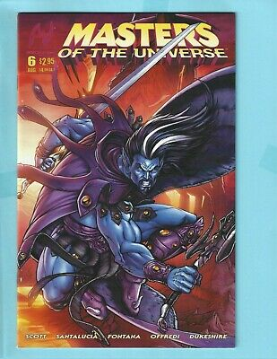 $9.99 • Buy Masters Of The Universe #6 - VF - MVCreations (A)