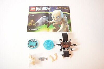 £7.19 • Buy Lego Dimensions Gollum Smeagol The Hobbit The Lord Of The Rings 71218 T7