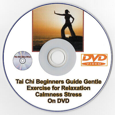 £2.99 • Buy Tai Chi Beginners Guide Gentle Exercise For Relaxation Calmness Stress On DVD