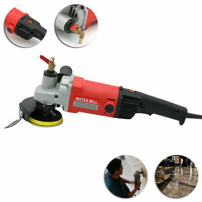 £88.99 • Buy 1400W Stone Polisher Wet Variable Speed Grinder Concrete Stone Marble Machine
