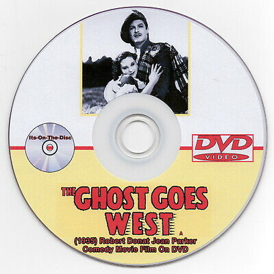 £2.99 • Buy The Ghost Goes West (1935) Robert Donat Jean Parker Comedy Movie Film On DVD
