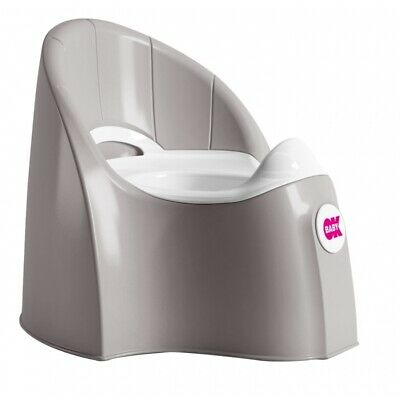 £24.50 • Buy Potty Training Chair With Backrest Portable Easy Clean OK BABY Pasha Potty