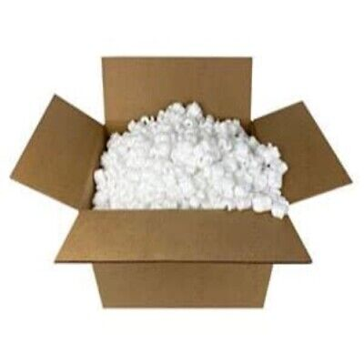 £5.99 • Buy POLYSTYRENE S SHAPED LOOSE FILL/ PACKING PEANUTS/ VOID FILL BOXED 1.1+ Cubic Ft