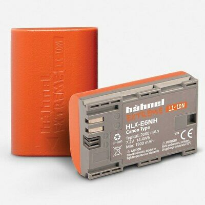 £59 • Buy Hahnel HLX-E6NH 7.2v 2000mah Battery For Canon LP-E6NH Replacement