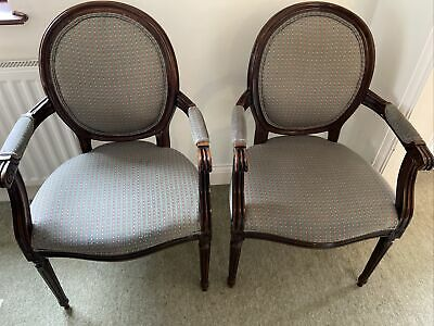 £190 • Buy French Louis Style Reproduction Carver Chairs