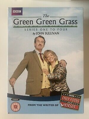 £18 • Buy The Green Green Grass - Series 1-4 - Complete - (DVD 2014, 8-Disc Set) BRAND NEW