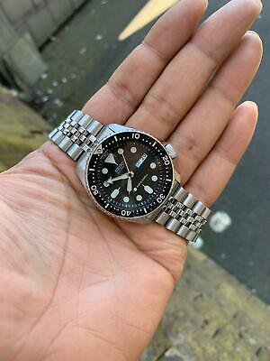 $ CDN285.62 • Buy *DISCOUNT* Seiko SKX007 K All Genuine Diver's Watch, Good Condition Overall 009k