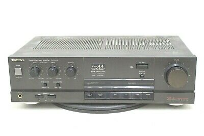 £87.77 • Buy Technics SU-V450 Class AA Stereo Integrated Amplifier - Untested