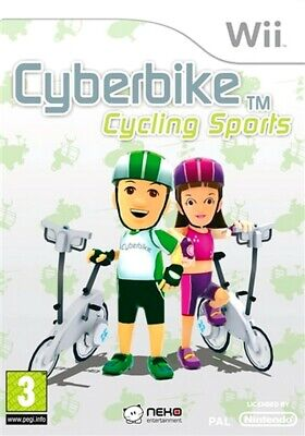 £12.95 • Buy CyberBike Cycling Sports (Game Only) Nintendo Wii Game PAL UK