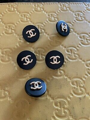 £11.27 • Buy Chanel Buttons 5 Pieces