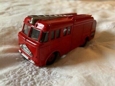 £17.50 • Buy DINKY TOYS - Bedford Fire Engine With Single Ladder. Meccano Ltd.