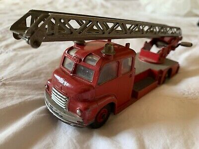 £19.99 • Buy DINKY TOYS - Fire Engine With Turntable Fire Escape. No. 956 (Meccano Ltd).