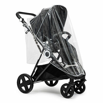 £10.99 • Buy Pushchair Raincover Storm Cover Compatible With Hauck