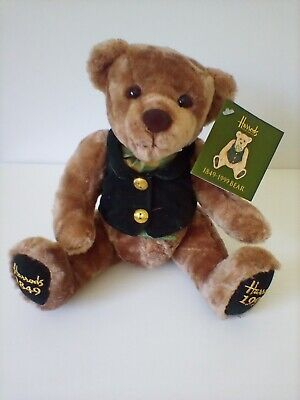 £50 • Buy Harrods Teddy Bear Special Edition Staff Only 1849-1999 Anniversary 150 Years