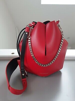 AU840.84 • Buy Alexander Mcqueen Bucket Bag Red Sold Out