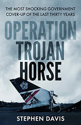 £16.85 • Buy Operation Trojan Horse: The True Story Behind The Most By Stephen Davis New Book