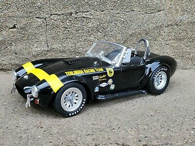 £87.23 • Buy Shelby Collectibles 1965 Cobra 427 S/C Terlingua Racing Team 1:18 Diecast Car