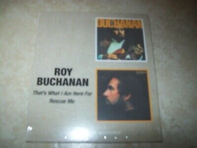 £9.45 • Buy Roy Buchanan - That's What I Am Here For/Rescue Me (2008 UK Sealed CD)