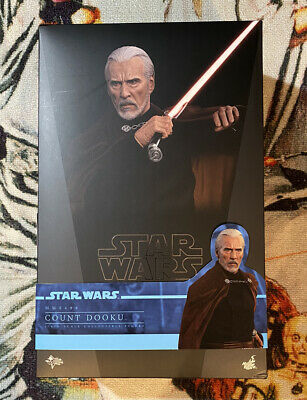 $ CDN245.48 • Buy Hot Toys Star Wars Attack Of The Clones Count Dooku MMS496 1/6 *US Seller**NEW**