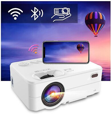 £113.23 • Buy Artlii WiFi Bluetooth Projector Enjoy 2 Mini Projector For IPhone Support