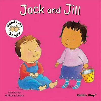 £6.47 • Buy Jack And Jill: BSL (British Sign Language) (Board Book 2008) New Book