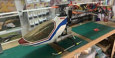 £39 • Buy Schluter Scout 60 Vintage Helicopter - Kavan/robbe