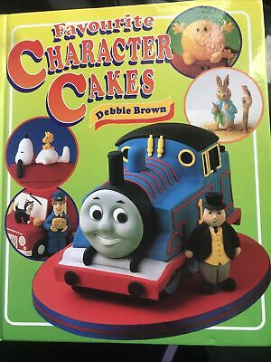 £2 • Buy Favourite Character Cakes By Brown, Debbie Book