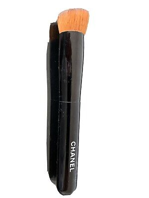 £20 • Buy Chanel Foundation Brush 8 2 In 1 Fluid And Powder Cosmetic Make Up Brushes - New