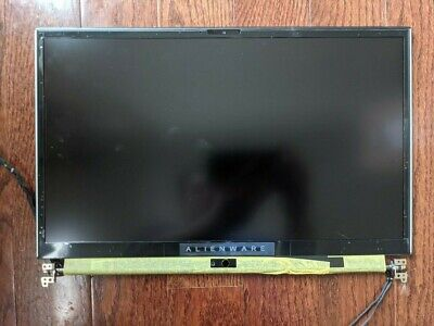 $ CDN283.24 • Buy Alienware M17 R3 R4 4K LCD Display Complete Assembly W/lid, Wifi Antenna & Tobii