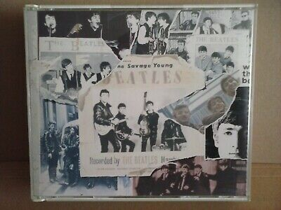 £5.99 • Buy The Beatles - Anthology 1: 2xCD Apple [60 Tracks In Fat Box Jewel Case] NM/NM/NM