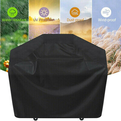 £9.81 • Buy Waterproof Heavy Duty BBQ Cover L XL Patio Barbecue Grill Gas Smoker Storage