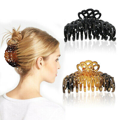 £2.79 • Buy Hair Claw Clips - Hair Clips For Thick Hair | Hair Accessories For Women Lot