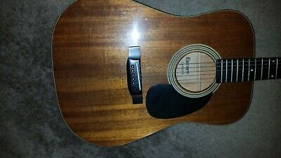 AU134.61 • Buy Acoustic Guitar 1980s In Mint Condition