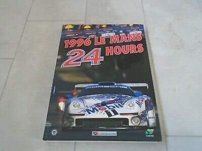 £24.99 • Buy 24 Hours Of Le Mans 1996 Yearbook Annual