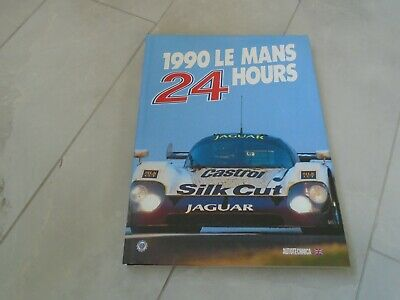 £24.99 • Buy 24 Hours Of Le Mans 1990 Yearbook Annual