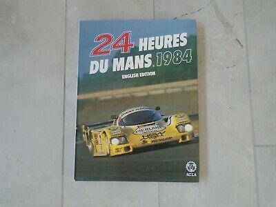 £39.99 • Buy 24 Hours Of Le Mans 1984 Yearbook Annual