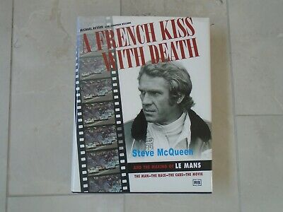 £22.49 • Buy A French Kiss With Death - Steve Mcqueen And The Making Of Le Mans